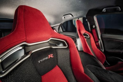 2015 Honda Civic Type R European Dynamic Launch 22