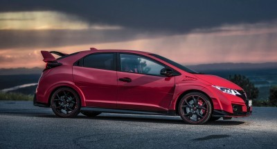 2015 Honda Civic Type R European Dynamic Launch 23