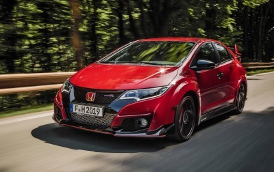 2015 Honda Civic Type R European Dynamic Launch 26