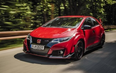 2015 Honda Civic Type R European Dynamic Launch 27