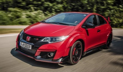 2015 Honda Civic Type R European Dynamic Launch 28