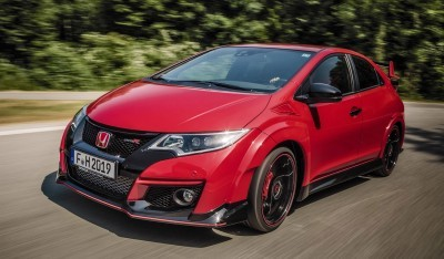 2015 Honda Civic Type R European Dynamic Launch 29