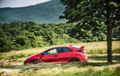 2015 Honda Civic Type R European Dynamic Launch 3