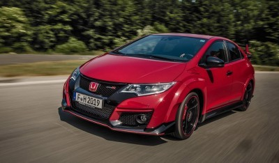 2015 Honda Civic Type R European Dynamic Launch 30