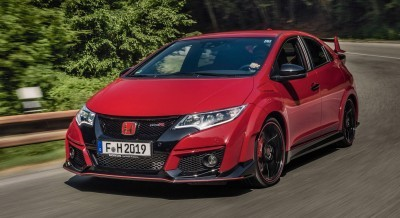 2015 Honda Civic Type R European Dynamic Launch 31