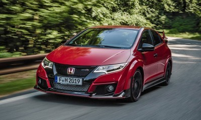 2015 Honda Civic Type R European Dynamic Launch 32