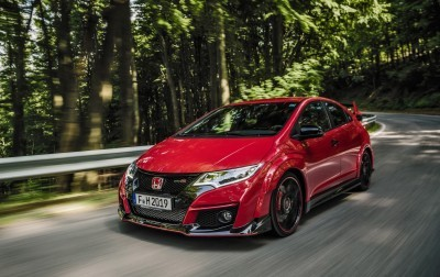 2015 Honda Civic Type R European Dynamic Launch 33
