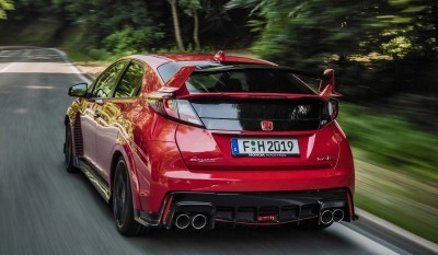 2015 Honda Civic Type R European Dynamic Launch 35