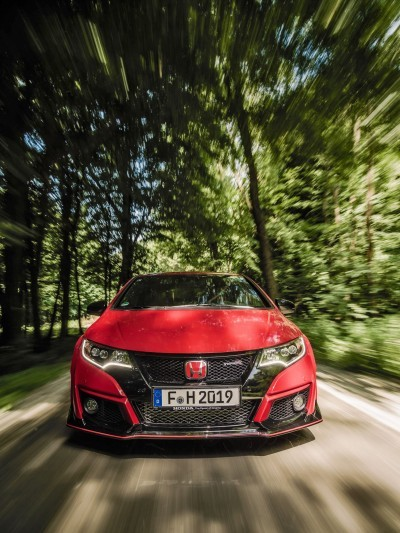 2015 Honda Civic Type R European Dynamic Launch 40