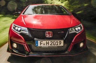 2015 Honda Civic Type R European Dynamic Launch 41