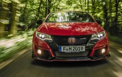 2015 Honda Civic Type R European Dynamic Launch 42