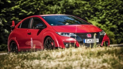 2015 Honda Civic Type R European Dynamic Launch 5