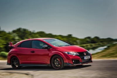 2015 Honda Civic Type R European Dynamic Launch 51