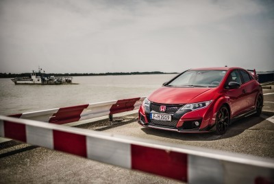 2015 Honda Civic Type R European Dynamic Launch 52