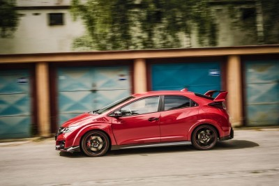 2015 Honda Civic Type R European Dynamic Launch 57
