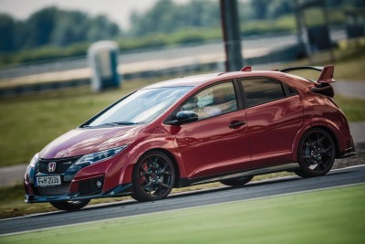2015 Honda Civic Type R European Dynamic Launch 66