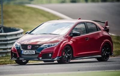 2015 Honda Civic Type R European Dynamic Launch 67