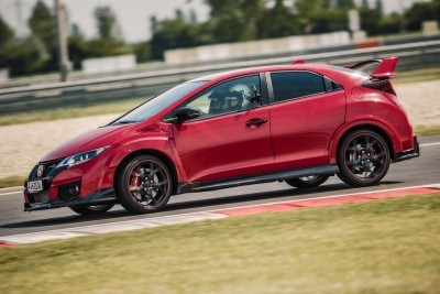 2015 Honda Civic Type R European Dynamic Launch 71