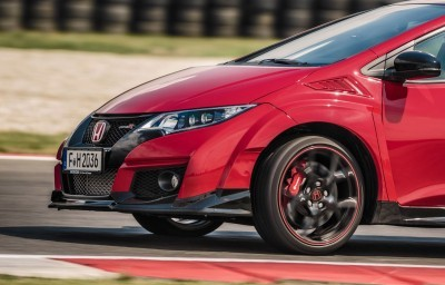 2015 Honda Civic Type R European Dynamic Launch 72