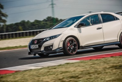 2015 Honda Civic Type R European Dynamic Launch 74