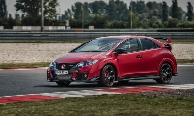 2015 Honda Civic Type R European Dynamic Launch 75