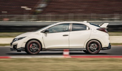 2015 Honda Civic Type R European Dynamic Launch 77
