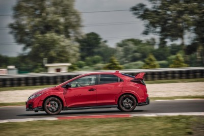 2015 Honda Civic Type R European Dynamic Launch 78
