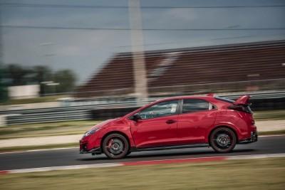 2015 Honda Civic Type R European Dynamic Launch 79
