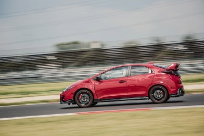 2015 Honda Civic Type R European Dynamic Launch 80