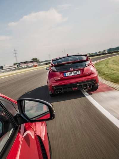 2015 Honda Civic Type R European Dynamic Launch 85