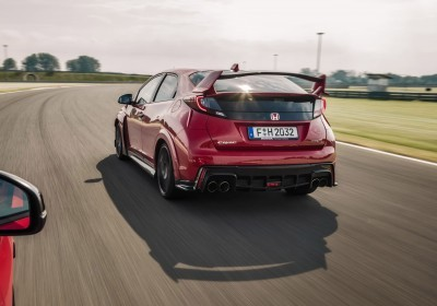 2015 Honda Civic Type R European Dynamic Launch 86