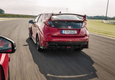 2015 Honda Civic Type R European Dynamic Launch 87