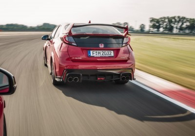2015 Honda Civic Type R European Dynamic Launch 88