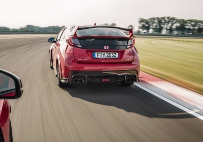 2015 Honda Civic Type R European Dynamic Launch 89