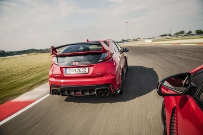 2015 Honda Civic Type R European Dynamic Launch 91