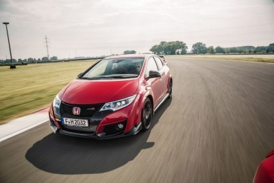 2015 Honda Civic Type R European Dynamic Launch 93