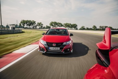 2015 Honda Civic Type R European Dynamic Launch 94
