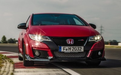 2015 Honda Civic Type R European Dynamic Launch 95