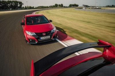 2015 Honda Civic Type R European Dynamic Launch 96