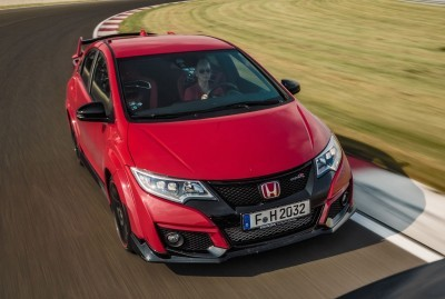 2015 Honda Civic Type R European Dynamic Launch 97