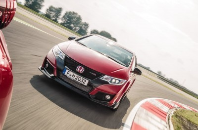 2015 Honda Civic Type R European Dynamic Launch 98