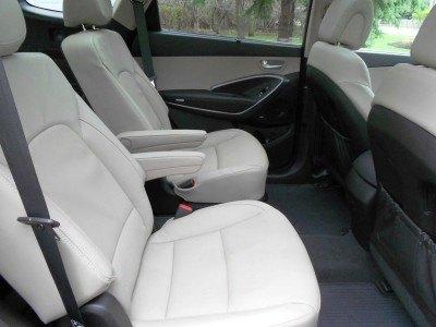 2015 Hyundai Santa Fe Limited AWD 10