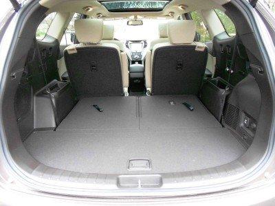 2015 Hyundai Santa Fe Limited AWD 14