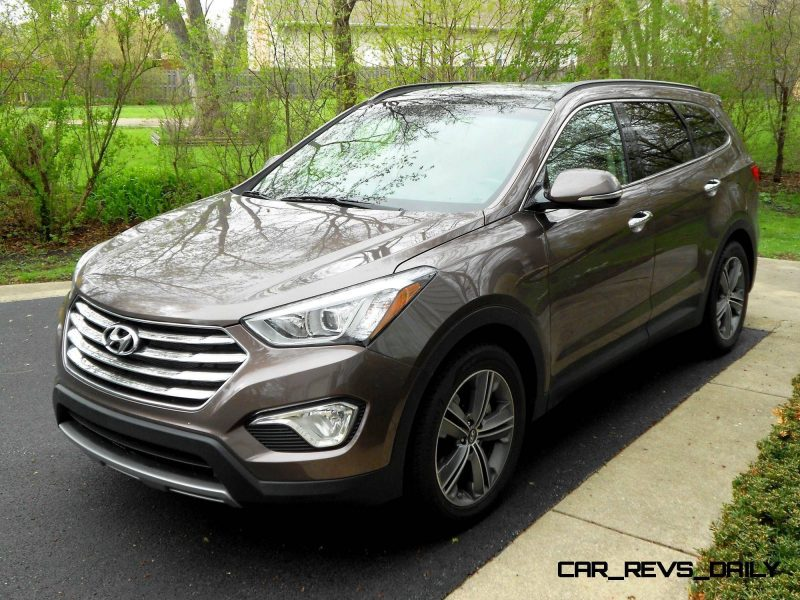 2015 Hyundai Santa Fe Limited AWD 18