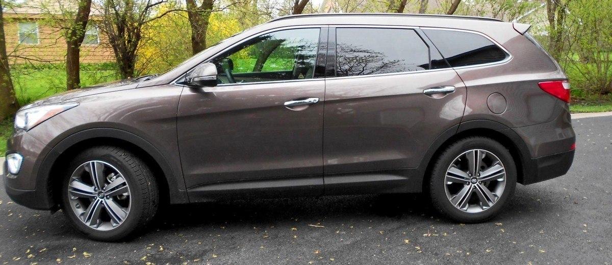 2015 Hyundai Santa Fe Limited AWD 2