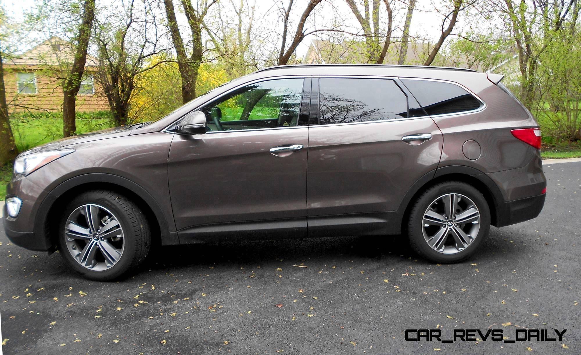 2015 Hyundai Santa Fe Limited Awd Review
