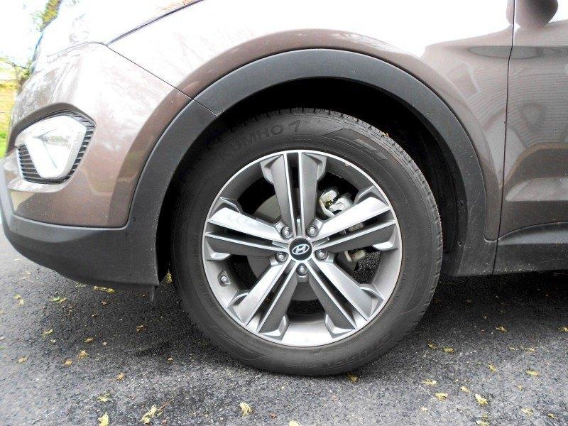 2015 Hyundai Santa Fe Limited AWD 3