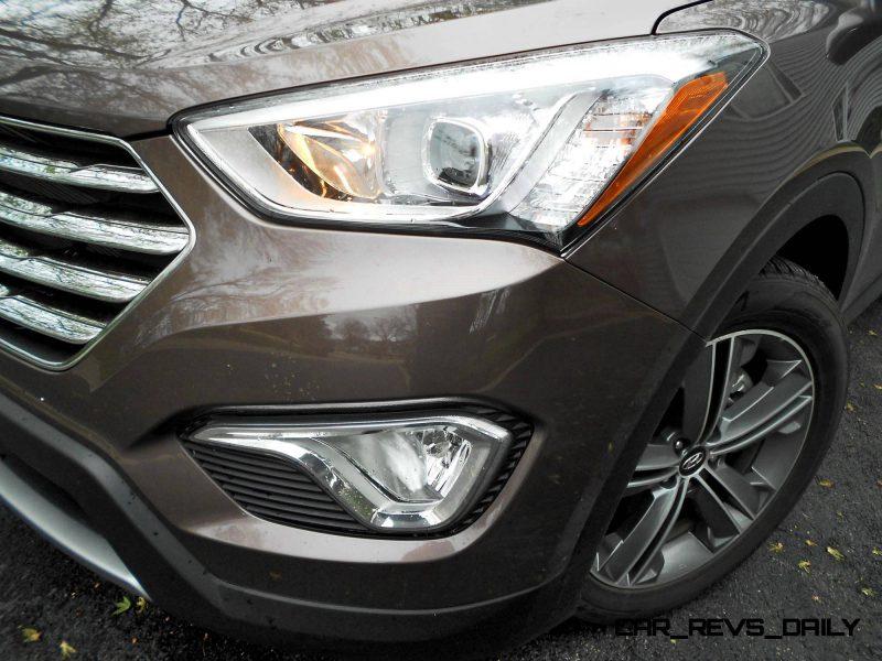 2015 Hyundai Santa Fe Limited AWD 4