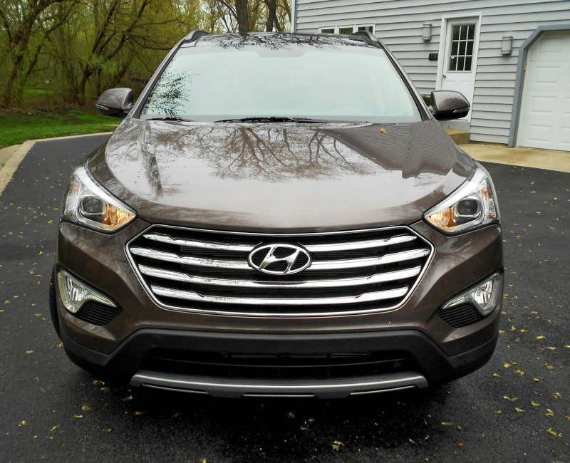 2015 Hyundai Santa Fe Limited AWD 5