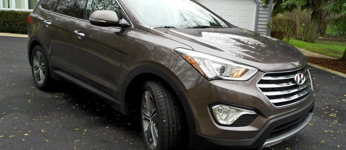 2015 Hyundai Santa Fe Limited AWD 6